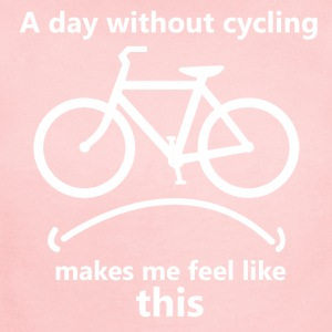 Cycling makes me happy - Short Sleeve Baby Bodysuit