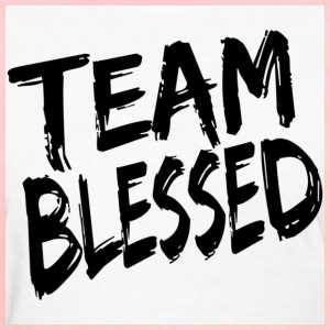 Team Blessed Tees - Short Sleeve Baby Bodysuit