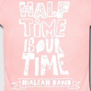 HIALEAH BAND - Short Sleeve Baby Bodysuit