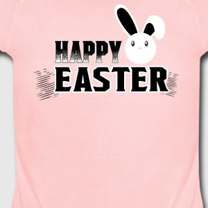 Happy Easter 2017 - Short Sleeve Baby Bodysuit