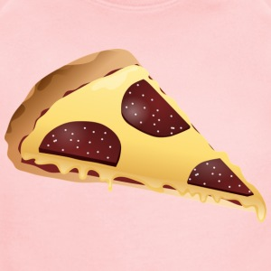 pizza - Short Sleeve Baby Bodysuit