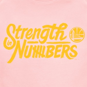 strength in numbers golden states - Short Sleeve Baby Bodysuit