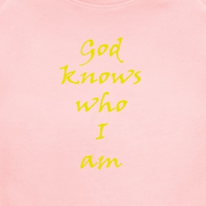 god - Short Sleeve Baby Bodysuit