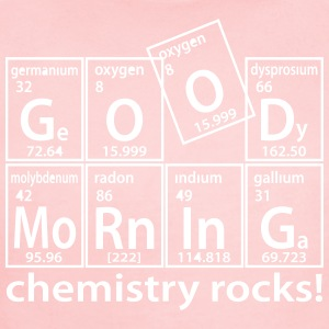 good_morning_chemistry - Short Sleeve Baby Bodysuit