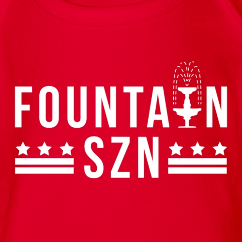 FOUNTAIN SZN - Organic Short Sleeve Baby Bodysuit