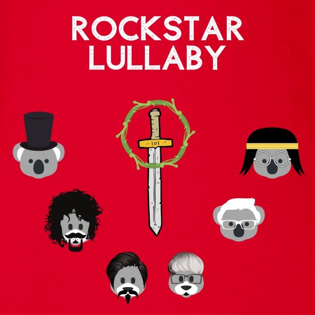 Rockstar Lullaby - Toto Vol. 01