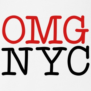 OMG NYC Graphic - Short Sleeve Baby Bodysuit