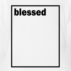 Blessed - Short Sleeve Baby Bodysuit