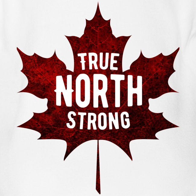 True North Maple Leaf