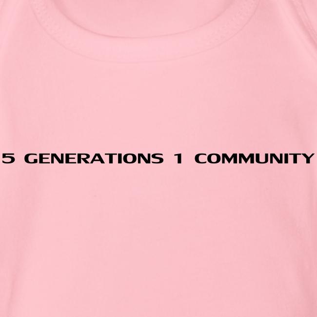 5 gen 1 community