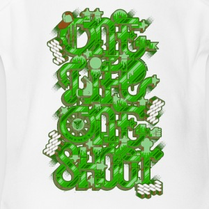 One life one shot - Short Sleeve Baby Bodysuit