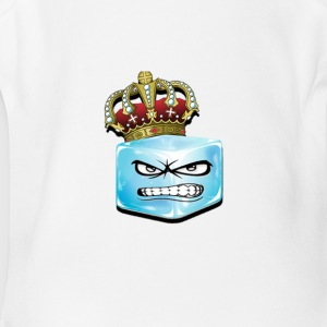 TheIceKing - Short Sleeve Baby Bodysuit