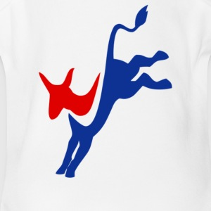 Democrat - Short Sleeve Baby Bodysuit