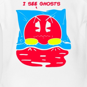 I See Ghosts - Short Sleeve Baby Bodysuit