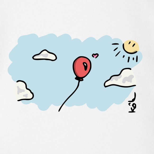 Balloon in Love