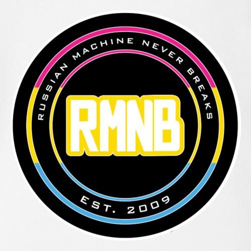 RMNB Pansexual Pride - Organic Short Sleeve Baby Bodysuit