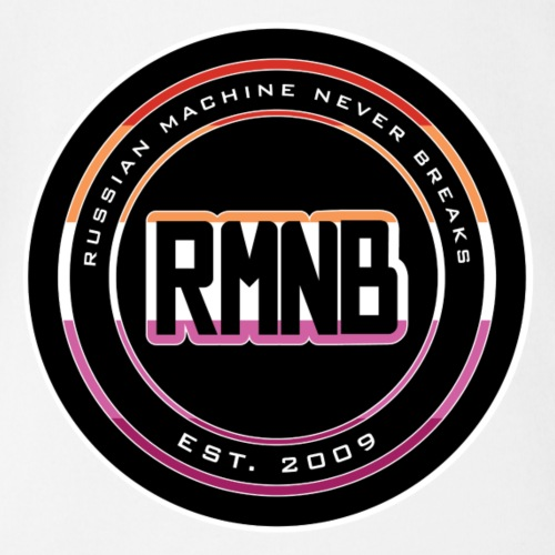 RMNB Lesbian Pride - Organic Short Sleeve Baby Bodysuit