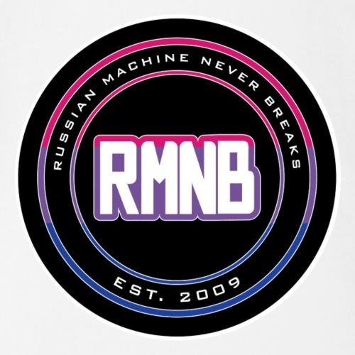RMNB Bisexual Pride - Organic Short Sleeve Baby Bodysuit