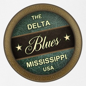 The delta blues - Short Sleeve Baby Bodysuit