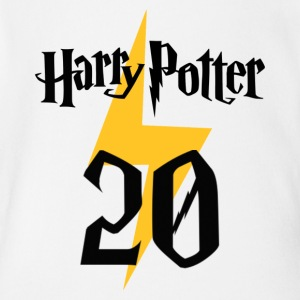 Harry Potter 20th anniversary - Short Sleeve Baby Bodysuit