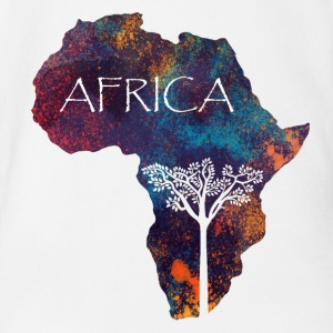 African Origins - Short Sleeve Baby Bodysuit