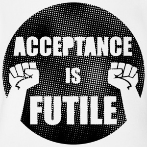 Acceptance Is Futile - Short Sleeve Baby Bodysuit