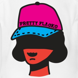 Pretty Flacko - Short Sleeve Baby Bodysuit