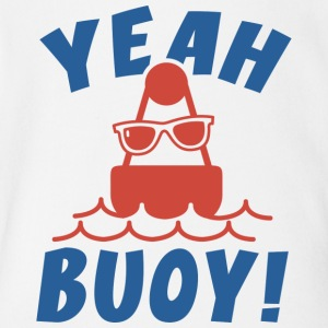 Yeah Buoy! - Short Sleeve Baby Bodysuit