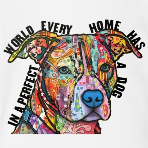 Pit Bull In Every Home - Short Sleeve Baby Bodysuit