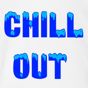 chill out - Short Sleeve Baby Bodysuit
