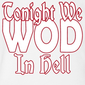 WOD in Hell - Short Sleeve Baby Bodysuit