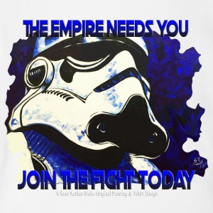 The Empire Needs You - Short Sleeve Baby Bodysuit