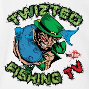 Official Twizted Fishing TV Logo!! - Short Sleeve Baby Bodysuit