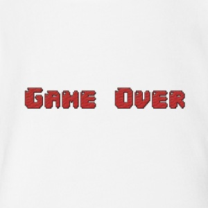 Game Over - Short Sleeve Baby Bodysuit