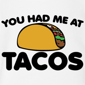 You had me at tacos - Short Sleeve Baby Bodysuit