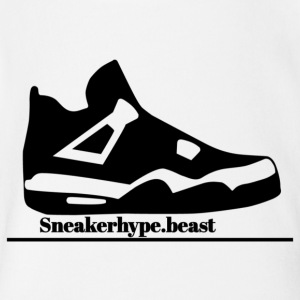 Sneakerhype - Short Sleeve Baby Bodysuit
