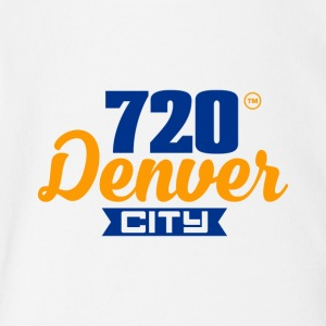 720DENVER CITY - Short Sleeve Baby Bodysuit