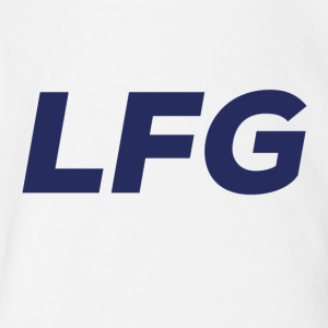 Looking For Group -LFG - Short Sleeve Baby Bodysuit