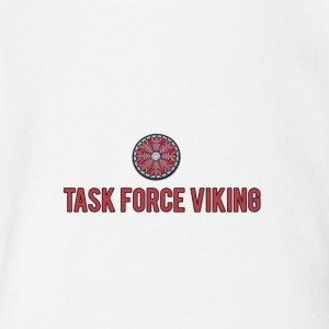 Task Force Viking - Short Sleeve Baby Bodysuit