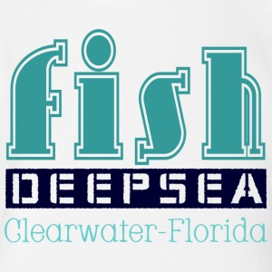 Deepsea fishing Clearwater Florida - Short Sleeve Baby Bodysuit