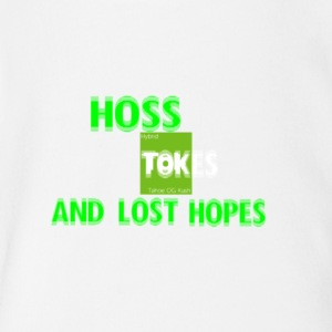hoss - Short Sleeve Baby Bodysuit