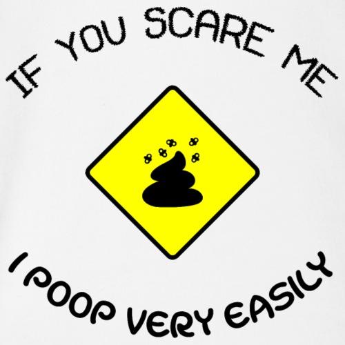 Poop Easily Black fXvHEc - Organic Short Sleeve Baby Bodysuit