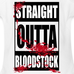 Outta Bloodstock - Short Sleeve Baby Bodysuit