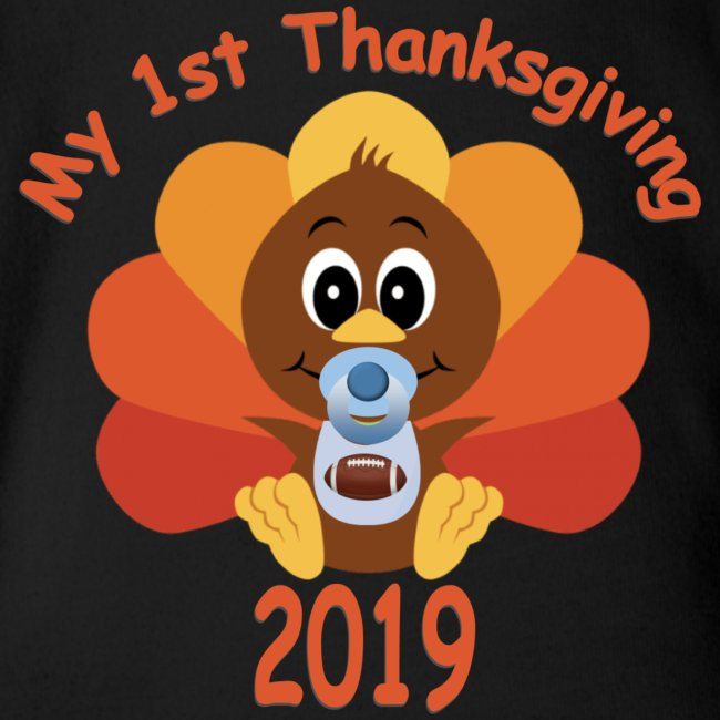 1st Thanksgiving boy
