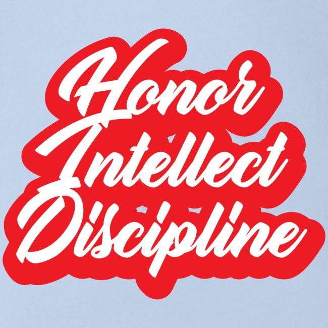 Honor Intellect Discipline