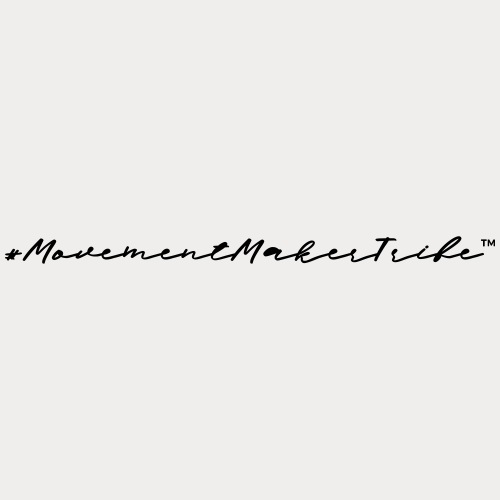 #MovementMakerTribe - Organic Short Sleeve Baby Bodysuit