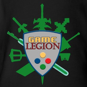 Game Legion - Short Sleeve Baby Bodysuit