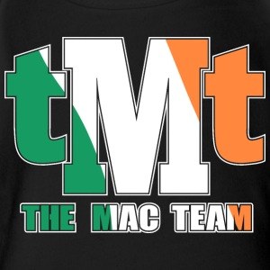 the mac team - Short Sleeve Baby Bodysuit