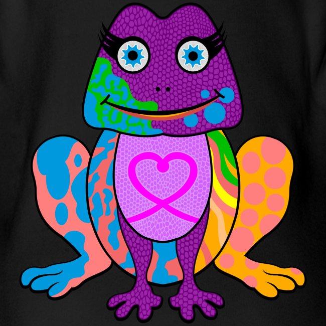I heart froggy