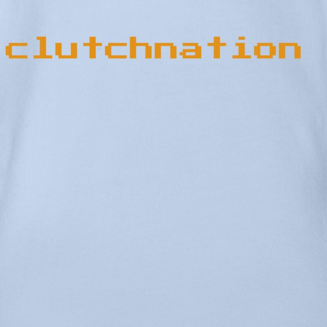 clutchnation LIMTED TIME GOLD VG MERCH!!!!